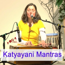 Jaya Ganesha chanted with Katyayani