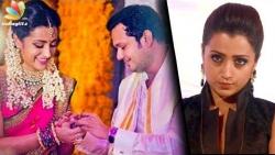 Trisha's ex Varun Manian is getting married | Hot Tamil Cinema News, Engagement
