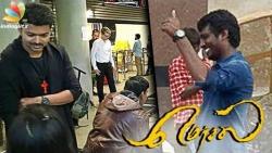 Mersal Shooting Spot : Director Atlee , Vijay movie in final stage | Latest Tamil Cinema News