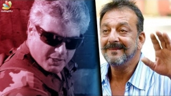 Sanjay Dutt praises Thala Ajith's performance in Vivegam | Latest Tamil Cinema News