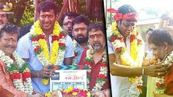 Vishal's Sandakozhi 2 shooting starts with grand pooja : Lingusamy Movie | Latest News