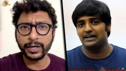 Comedians RJ Balaji, Sathish's serious fight in real life | Latest Tamil Cinema News