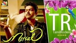 Tamil Rockers announce Mersal's release online | Vijay, Atlee, Samantha Movie | Piracy