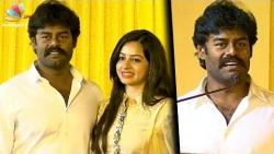 Actor RK Suresh announced his marriage with Serial Actress Divya | Tharai Thappattai Villain