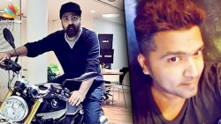 VIRAL : Simbu's love for BMW motorcycles | Latest Tamil Cinema News