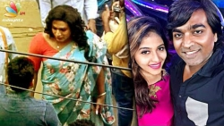 AD-ONS to Vijay Sethupathi Saree LOOK in Super Deluxe | Shilpa Lady Getup