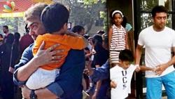 Thala, Surya attend their kids school function | Latest Tamil Cinema News | Ajith