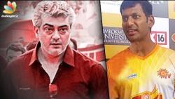 REAL REASON why Thala didn't go to Natchathira Kalai Vizha 2018 | Hot Tamil Cinema News