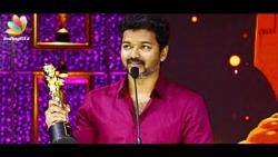 I knew Mersal dialogues will create controversy : Vijay Speech at Vikatan Awards