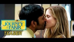 Dhanush's Hollywood Movie - Official Teaser Review   The Extraordinary Journey Of The Fakir