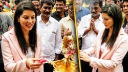 Police complaint against Sunny Leone   veerama devi   Hot Tamil Cinema News