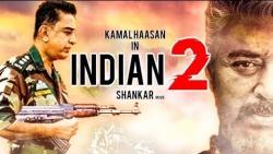 INDIAN 2 : Ajith's writer joins Kamal | Shankar | Latest Tamil Cinema News