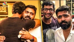 STR & Vishal Unite for a Good Cause | Naadigar Sangam Meeting, Simbu | Latest News