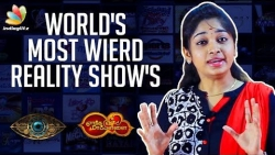 The Most Weirdest Reality Shows