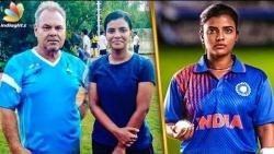 Australian Cricketer DAV Trains Aishwarya Rajesh for Kanaa | Sivakarthikeyan, Arunraja Kamaraj