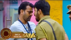 Bigg Boss Tamil : First Time, a Real Fight Between Mahath & Balaji | Day 21