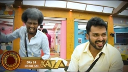 Bigg Boss Tamil : Where is Mahat's Bedroom ? | Day 24 Full Episode Review | Karthi