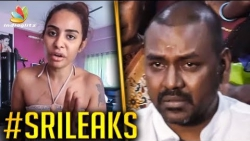 Sri Reddy's Tamil Leaks : Accuses Raghava Lawrence | Casting Couch | Hot News