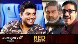 Vijay Sethupathi is next only to Kamal Haasan : Madhavan Interview | Vikram Vedha Making