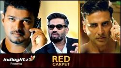 Why lot of Tamil Movies are remade in Hindi? | Sunil Shetty Interview | Vijay | Akshay Kumar