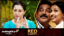 I have MOVED ON Now : Gautami Interview | Kamal Haasan | Red Carpet