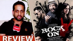 Rock On 2 Review by Salil Acharya