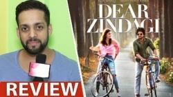Dear Zindagi Review by Salil Acharya
