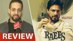 Raees Review by Salil Acharya
