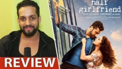 Half Girlfriend Review by Salil Acharya | Arjun Kapoor, Shraddha Kapoor | Full Movie Rating