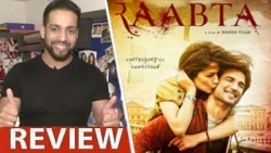 Raabta Review by Salil Acharya | Sushant Singh Rajput, Kriti Sanon | Full Movie Rating