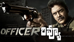 Officer Telugu Movie Review
