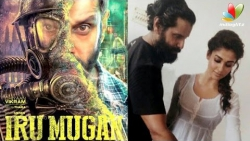 Director Anand Shankar  About Nayanthara acting first time with Vikram and Why the title Irumugan
