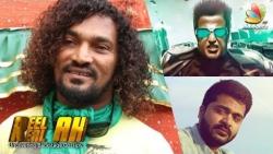 Stunt Silva Interview about Rajinikanth  2 0 experience