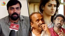 Vijay Sethupathi's 25th film plot REVEALED by Director Balaji Tharaneetharan | Interview