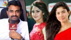 Interview : Director Vijay opens up about Sai Pallavi Movie and Vanamagan | Sayesha Saigal