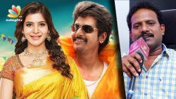 Director Ponram Interview : Why Samantha playing Silambam in Sivakarthikeyan Next Movie
