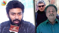 Why I support Ajith though I'm a Vijay fan : Shanthanu Interview on Vivegam Negative Reviewer