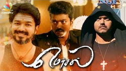Father, Magician, 3rd Vijay : Roles REVEALED! | Mersal Editor Ruben Interview, Movie Making