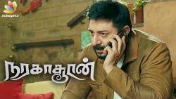 Naragasooran Teaser : Don't judge the movie by the look | Karthick Naren interview