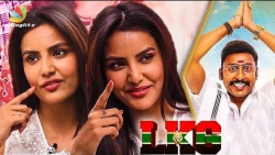 RJ Balaji is Perfect for Political Film | Priya Anand Interview | LKG