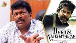 Bollywood Villain for Dhruva Natchathiram : Parthiban Interview | Vikram | Official Teaser 3