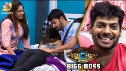Bigg Boss Tamil : Mahat is Always like that | Nithin Sathya Interview | Daniel Anne Pope