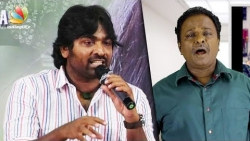 Reviews are just Opinions, NOT final Truths : Vijay Sethupathi Speech | Vivegam Negative Reviewer