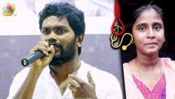 Anitha being a DALIT, I was doubtful on people support - Pa Ranjith on NEET Anitha's Controversy