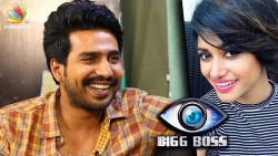 I surprised Oviya after she left Bigg Boss : Vishnu Vishal Interview | Kathanayagan, Catherine Tresa