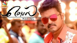 Mersal Making : Vijay's name in the Logo was a coincidence | Poster Designer gopi prasanna Interview