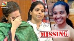 Prakash Raj ex wife Lalithakumari niece missing | Disco Shanthi Press Meet
