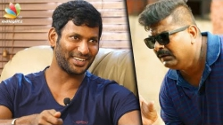 I feel very ashamed in this film : Vishal Interview | About Director Mysskin and Thupparivalan