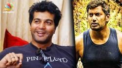 I bullied Vishal & the whole crew during shooting : Vinay Rai Interview | Thupparivaalan