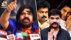 Simbu was the only person voiced out for VIJAY and Kamal : T Rajendar Speech | Political Entry
